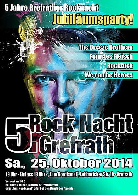5. Grefrather RockNacht 2014