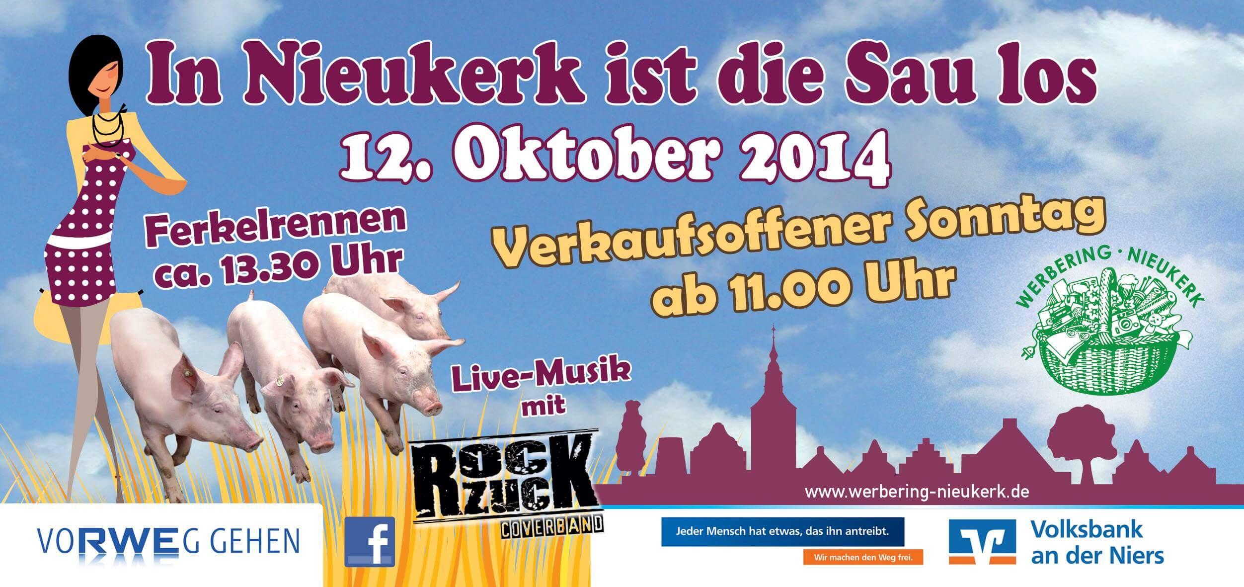 Photo of RockZuck beim Oktoberfest Nieukerk 2014