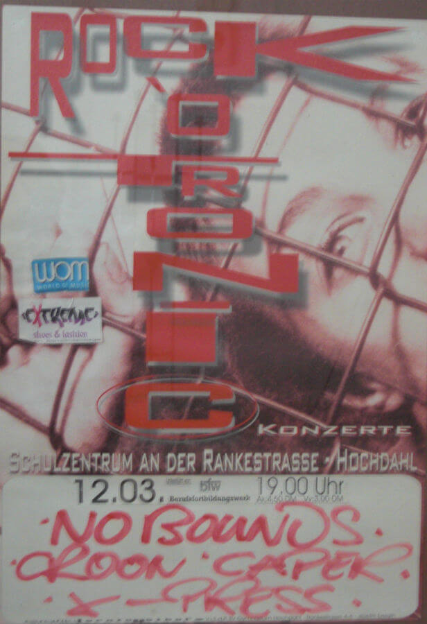 Rock-O-Tronic Festival 1999