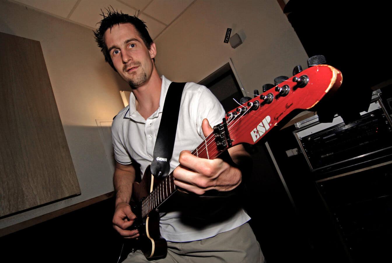 Zielgerade Rhythmus-Gitarre