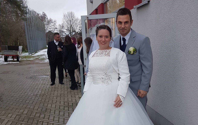 Photo of Hochzeit Melissa & Sven