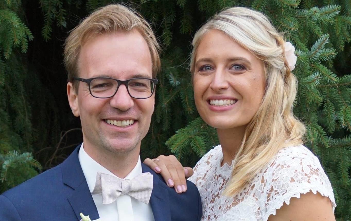 Hochzeit Steffi und Christoph