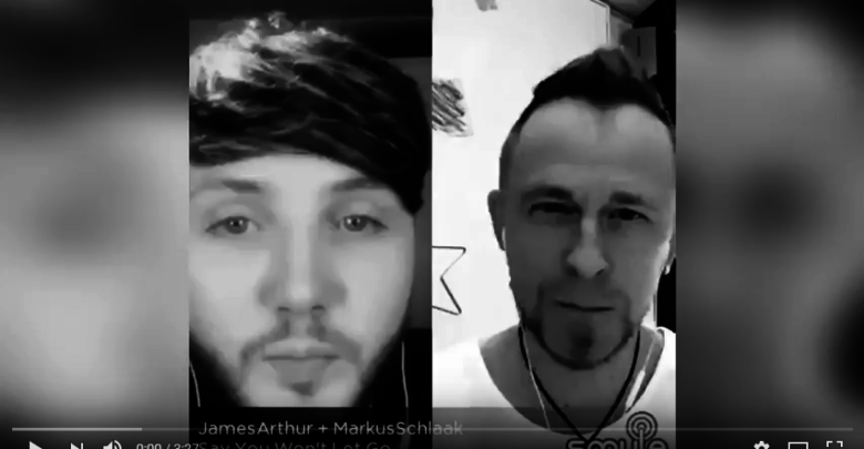 James Arthur / Markus Schlaak